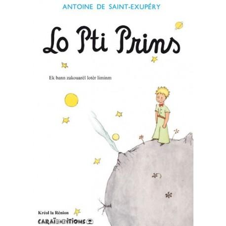 Tit Lo Pti Prins - El Principito en Criollo