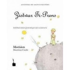 Zistwar Ti-Prens - El Principito en Criollo mauritius