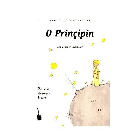 O Principin - El Principito en genovés