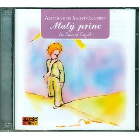 Malenkij Princ 2 CDs (principito checo)