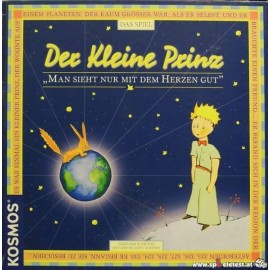 Der kleine Prinz (Spiel). El juego del principito (alemán)