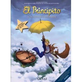 PRINCIPITO 01-EL PLANETA DE LOS EOLIANOS