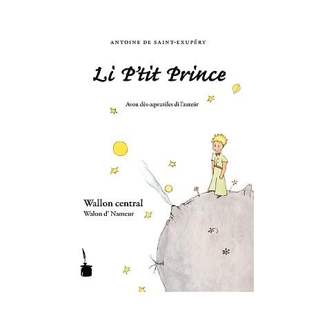 Li P'tit Prince (principito wallon central/namur)