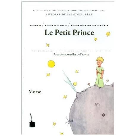 Código Morse- Le Petit Prince