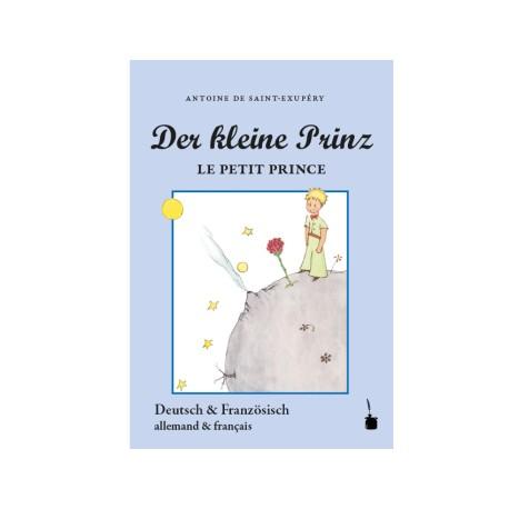 Der Kleine Prinz- El Principito en Francés Alemán