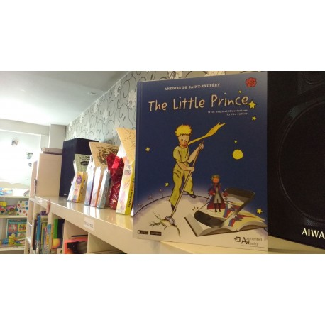 The Little Prince : Augmented Reality