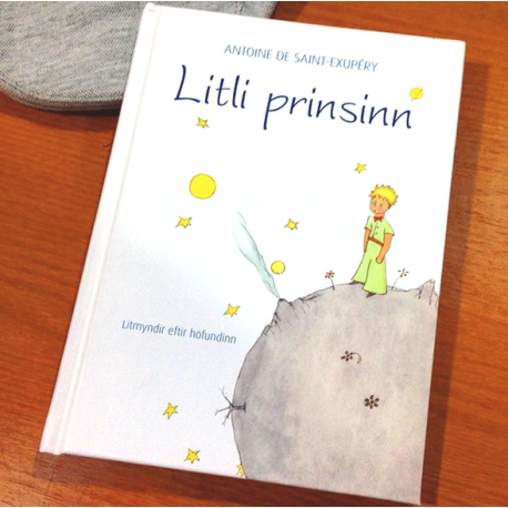 Litli Prinsinn (principito islandes)