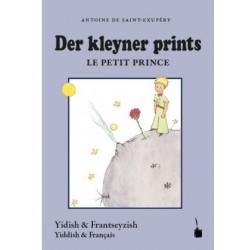 Der kleyner prints (principito yidish judeo alemán-francés)