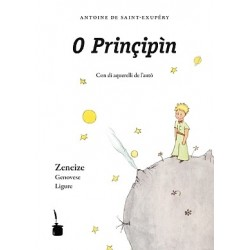 O Prinçipìn (El principito en Genové Ligure)