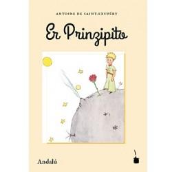 El Principito en Andalú. Er Prinzipito