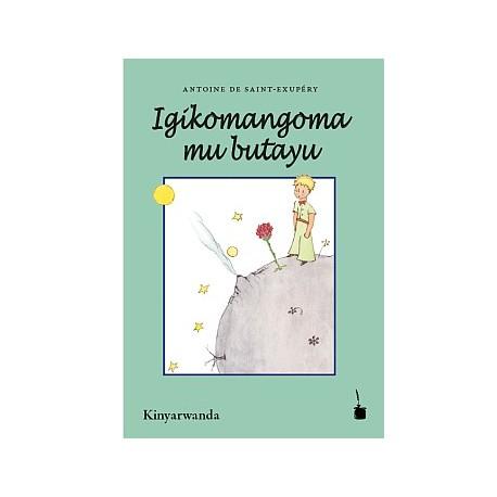 Igikomangoma mu butayu-El Principito enKinyarwanda