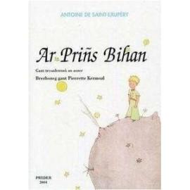 Ar Priñs Bihan- El Principito en Breton