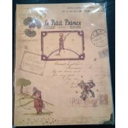 Principito cuaderno vintage