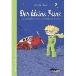 El principito alemán cómic