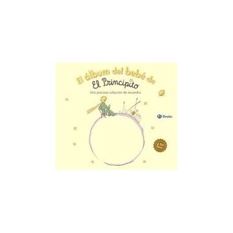 El álbum del bebé de El Principito