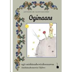 El principito principito ojibwa/anishinaabemowi. Ogimaans