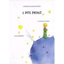 L Pitl Prinz - El Principito en Ladino Gardenese/Gherdëina